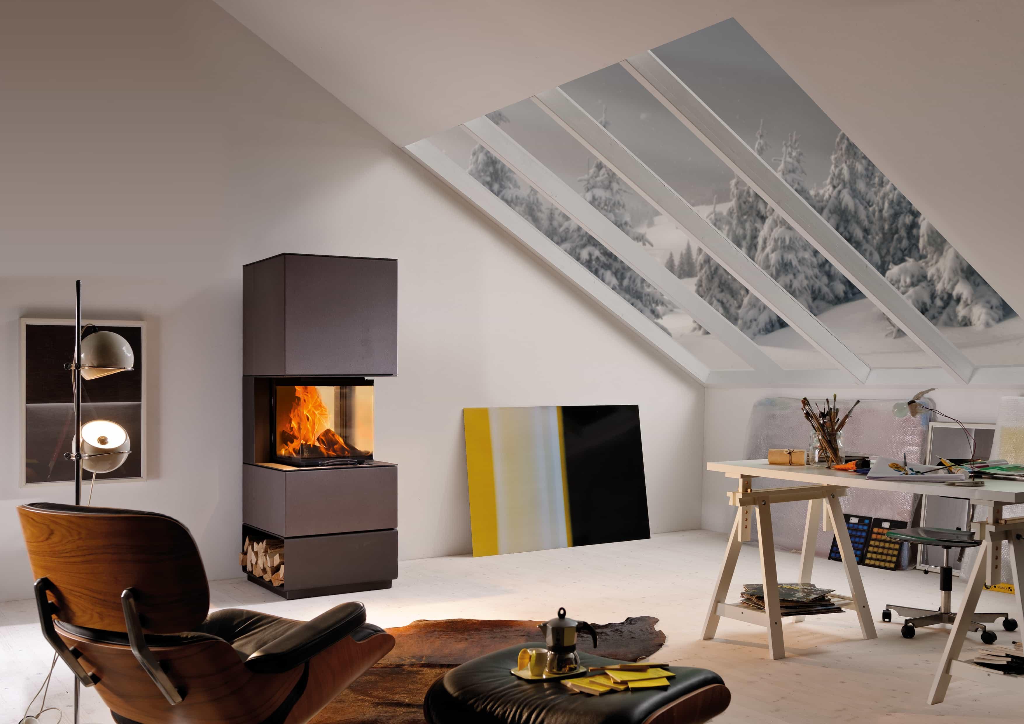 designkamin mel von austroflamm lto ofenbau. Black Bedroom Furniture Sets. Home Design Ideas